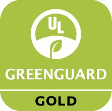 Certifikát Greenguard Gold