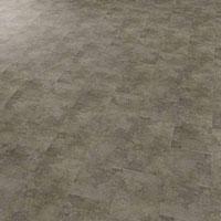 Vinylová podlaha do kuchyně Expona Domestic, dekor Dark French Sandstone.